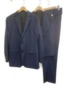 BLACK LABEL CRESTBRIDGE(ブラックレーベルクレストブリッジ)の古着「3ピーススーツ」|ネイビー