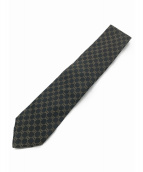 GUCCI(グッチ)の古着「ネクタイ」|グレー