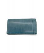 Berluti(ベルルッティ)の古着「長財布」|ブルー