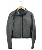 GUCCI(グッチ)の古着「ラムレザージャケット」|ブラック