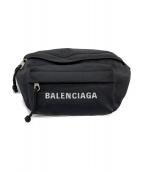 BALENCIAGA(バレンシアガ)の古着「ウエストポーチ」