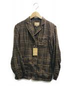 NIGEL CABOURN(ナイジェルケーボン)の古着「マロリージャケット」|ブラウン