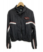 NIKE(ナイキ)の古着「トラックジャケット」 ブラック