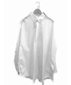 Maison Margiela(メゾンマルジェラ)の古着「オーバーフィットシャツ」|オフホワイト