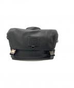 COACH(コーチ)の古着「ショルダーバッグ」|ブラック