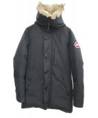 CANADA GOOSE(カナダグース)の古着「ジャスパーパーカー」|ネイビー