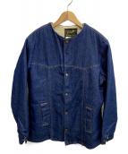 Wrangler(ラングラー)の古着「デニムジャケット」|インディゴ