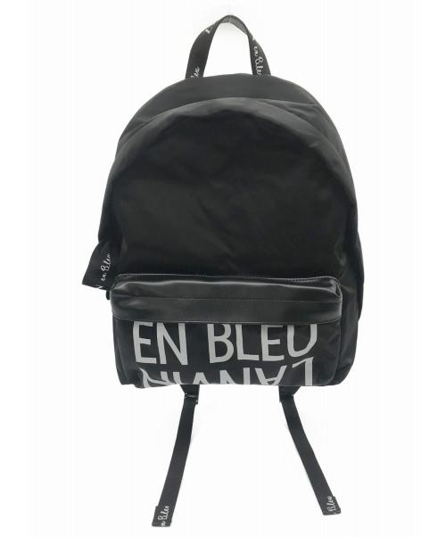 LANVAN(ランバン)LANVAN (ランバン) リュック ブラック 未使用品 3944010 参考価格27.000円の古着・服飾アイテム