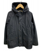 Barbour(バブアー)の古着「Hooded Bedale Slim Fit」|ブラック