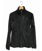 Patagonia(パタゴニア)の古着「フリースジャケット」|ブラック