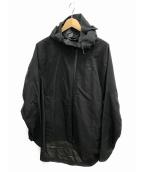 PUMA(プーマ)の古着「コンセプトジャケット」 ブラック