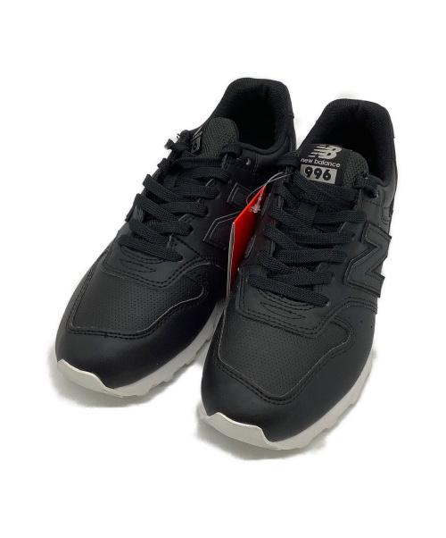 NEW BALANCE(ニューバランス)NEW BALANCE (ニューバランス) WR996SRB ブラック サイズ:22.5 未使用品 WR996SRBの古着・服飾アイテム