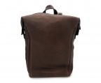 土屋鞄(ツチヤカバン)の古着「リュック」 ブラウン