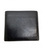 HIROFU(ヒロフ)の古着「2つ折り財布」|ブラック