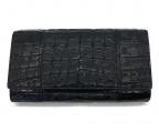ROMEO GIGLI(ロメオ ジリ)の古着「2つ折り長財布」|ブラック