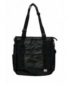 ALPHA(アルファ)の古着「ナイロントートバッグ」|ブラック
