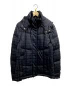 MICHEL KLEIN(ミッシェルクラン)の古着「ダウンジャケット」|ブラック