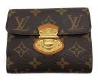 LOUIS VUITTON(ルイ ヴィトン)の古着「3つ折り財布」