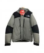 THE NORTH FACE(ザ ノース フェイス)の古着「バルトロライトジャケット」|グレー×ブラック