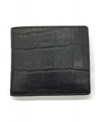 aniary(アニアリ)の古着「2つ折り財布」|ブラック