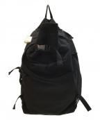 macro mauro(マクロマウロ)の古着「バックパック」|ブラック