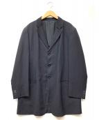 ARMANI COLLEZIONI(アルマーニコレツォーニ)の古着「3Bテーラードジャケット」 ホワイト