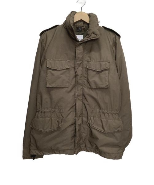 ASPESI(アスペジ)ASPESI (アスペジ) ライナー付M-65ジャケット ブラウン サイズ:Sの古着・服飾アイテム