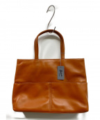 Hamano(ハマノ)の古着「ミニトートバッグ」 ブラウン