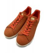 adidas originals(アディダスオリジナルス)の古着「ローカットスニーカー」 オレンジ