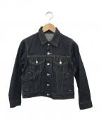 MACPHEE(マカフィー)の古着「デニムジャケット」|インディゴ