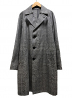 BLACK LABEL CRESTBRIDGE()の古着「チェスターコート」 グレー