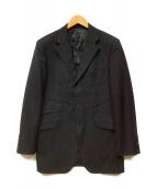 BURBERRY BLACK LABEL(バーバリーブラックレーベル)の古着「3Bセットアップスーツ」|ブラック