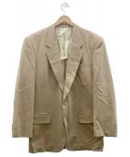 COMME des GARCONS HommePlus(コムデギャルソンオムプリュス)の古着「90s 2Bテーラードジャケット」|ベージュ