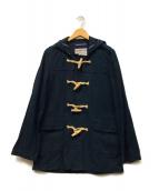 UNITED ARROWS LONDON Tradition(ユナイテッドアロウズロンドントラディション)の古着「コットンダッフルコート」