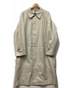 Hart Schaffner Marx(ハート シャフナー アンドマークス)の古着「ライナー付ステンカラーコート」|ベージュ