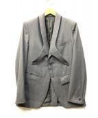 yoshio kubo(ヨシオクボ)の古着「変形ジャケット」|グレー