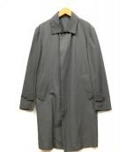 ITTY BITTY(イッティービッティ)の古着「ナイロンタッサーコート」|グレー