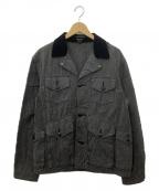 Sunny Sports()の古着「M-65タイプジャケット」|グレー×ブラック