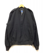 Neptune Garment Company(ネプチャー ガーメント カンパニー)の古着「米国海軍 ジャケット」|ブラック