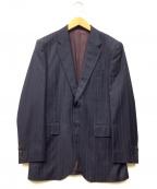 Paul Smith London()の古着「2Bジャケット」 ネイビー