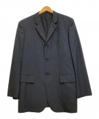 COMME des GARCONS HOMME DEUX(コムデギャルソン オム ドゥ)の古着「3Bテーラードジャケット」|ネイビー