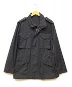 my Dartagnan(マイダルタニアン)の古着「M-65タイプジャケット」|ブラック