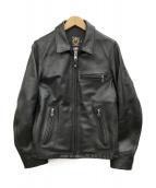 SCHOTT BROS.(ショットブロス)の古着「トラッカージャケット」|ブラック
