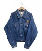 HARLEY-DAVIDSON(ハーレーダビットソン)の古着「デニムジャケット」|インディゴ