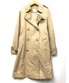 BEAUTY&YOUTH(ビューティーアンドユース)の古着「トレンチコート」|ベージュ