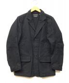 御黒染司 TEMAS(オンクロゾメツカサ)の古着「黒染めジャケット」