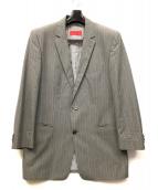 HUGO BOSS(ヒューゴボス)の古着「2Bセットアップスーツ」|グレー