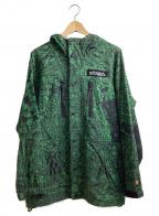 NITRAID(ナイトレイド)の古着「マウンテンパーカー」 グリーン