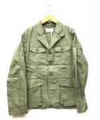 AQUOIBONISTE(アクアボニスト)の古着「M-65タイプジャケット」|カーキ