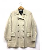 POLO JEANS CO.(ポロジーンズカンパニー)の古着「ライナー付ダブルコート」|ベージュ